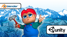 Game mit Unity und Blender